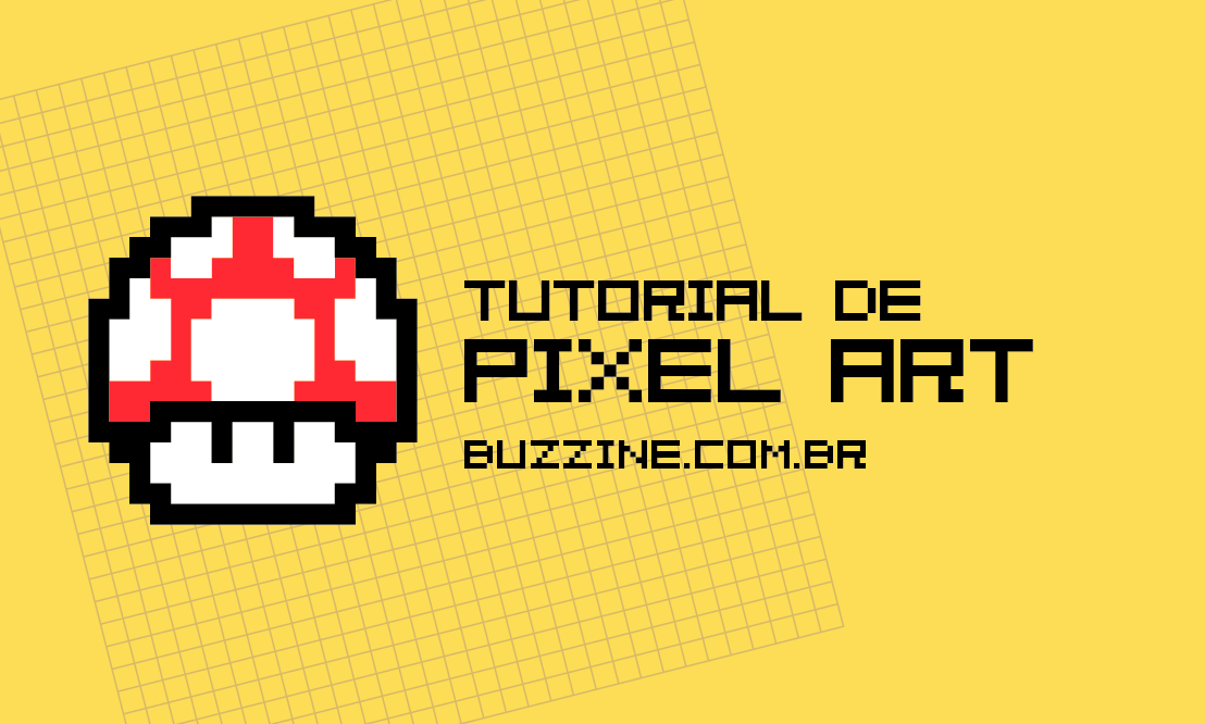 Tutorial de Pixel Art em 6 Passos no Illustrator